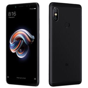 Мобилен телефон Xiaomi REDMI NOTE 5 DS BLACK 64/4 MZB6121EU